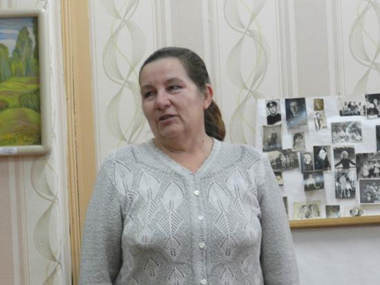 День матери. Зоя Касьянова