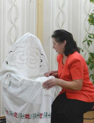 День матери. Любовь Соколова