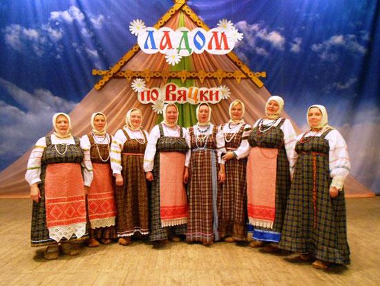 Народный коллектив «Стрельчаночка»