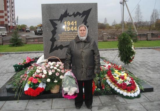 Антонина Васильевна Назарова
