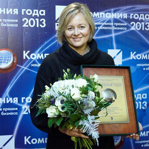 Анастасия Оркина, директор «МегаФона» по стратегическому маркетингу