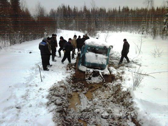 Похороны в Латышском