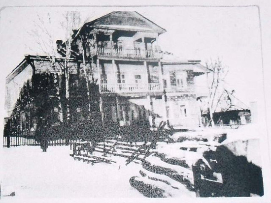 История школы села Шабуры