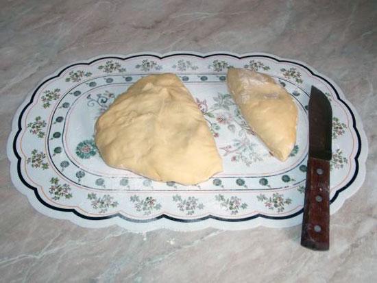 Тесто для курника