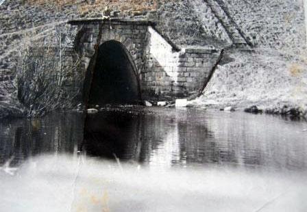Железная дорога на Альмеж