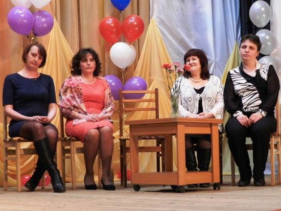 Оксана Владимировна Носкова, Вера Николаевна Мартьянова, Наталья Валерьевна Рожкина, Татьяна Анатольевна Бушуева