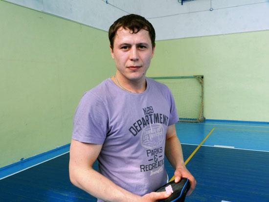 Алексей Вильберг