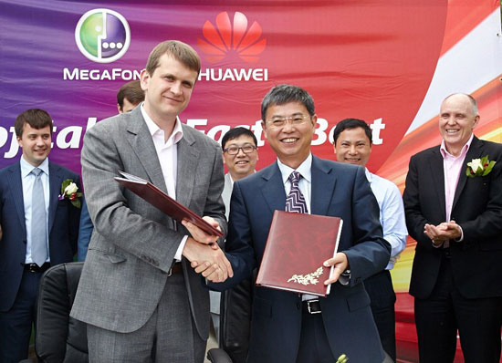 Соглашение с Huawei