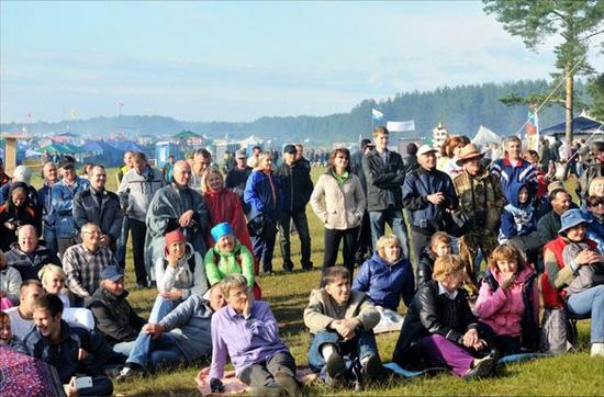 Участники фестиваля «Гринландия»