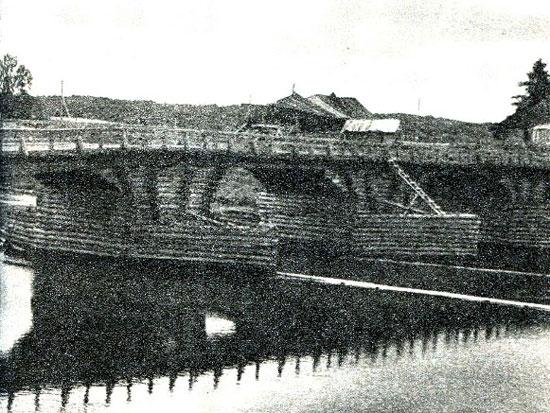 Мосты в Опаринском районе