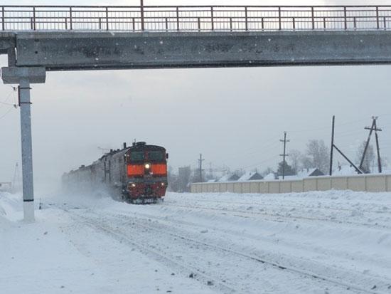 Отменяется поезд Киров-Пинюг