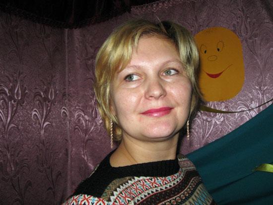 Директор СДК Светлана Зайцева