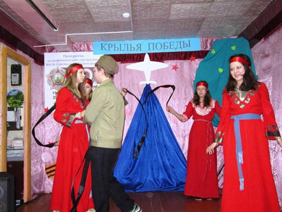 Танцевальная композиция ансамбль «НАКАУД»