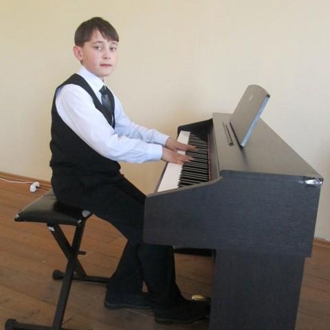 Конкурс фортепианных миниатюр