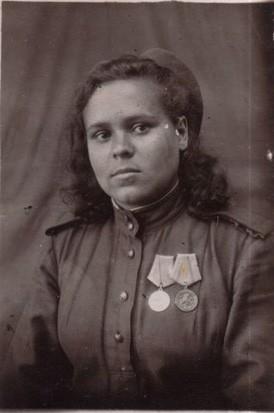 Васильева ( Гмызина ) Ольга Ивановна