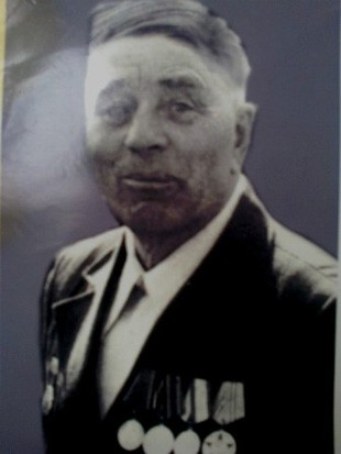 Стариков Николай Спиридонович