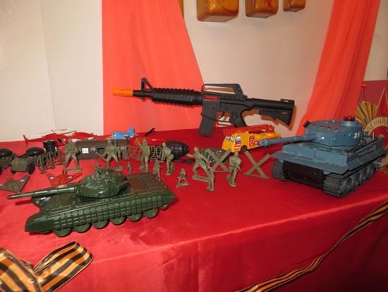 Парад боевой техники
