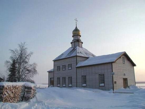 Церковь-Усть-Усы