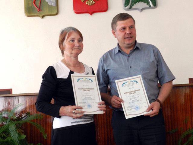 Победители конкурса на лучшее подсобное хозяйство