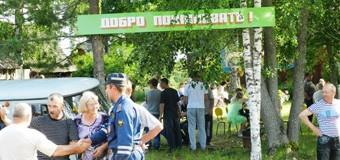 Юбилей села Молома
