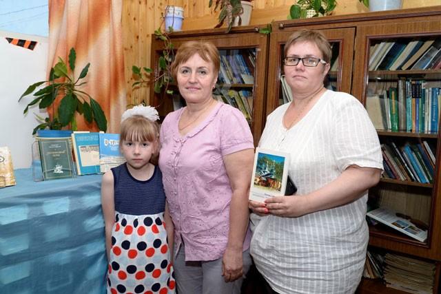 Три поколения семьи Петуховых – Блиновых