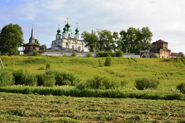 троице гледенский монастырь