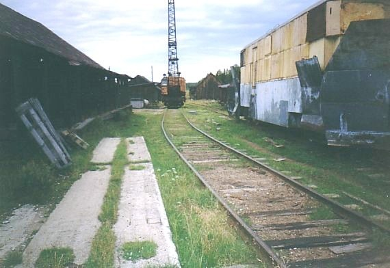 Исследователь железных дорог. Часть 2