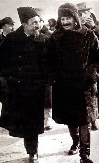 Публичная дружба со Сталиным Рыкову не помогла