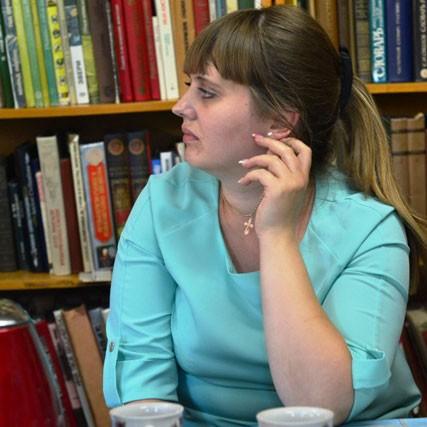 Анюта Сергеевна Чеснокова