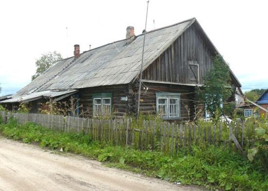 Поселок Урдома