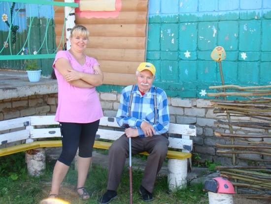 День деревни Стрельская