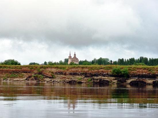 Вотлажемско Троицкая церковь