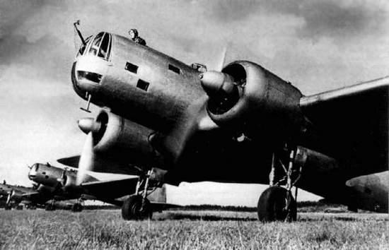 Бомбардировщики дальней авиации в годы войны