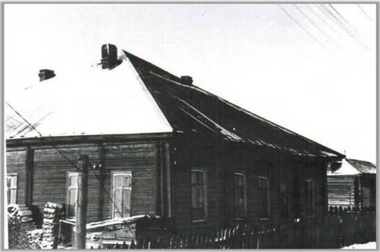 В этом доме родился и вырос будущий министр речного флота