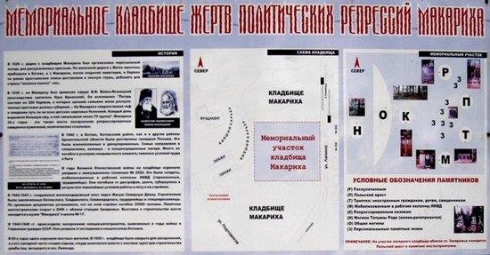 Плакат Макариха