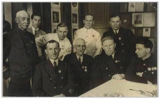 Встреча З.А. Шашкова с ветеранами