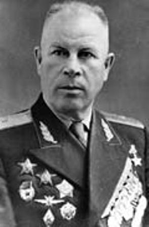 Герой Советского Союза, генерал-майор авиации Василий Иванович Щелкунов