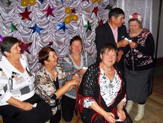 День пожилого человека в Вазюке
