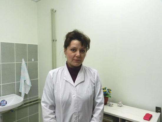 Людмила Геннадьевна Романова