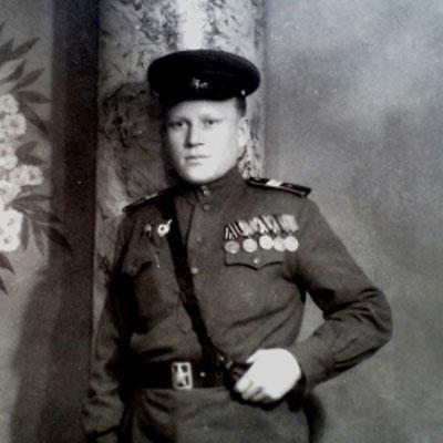 Быков Николай Алексеевич