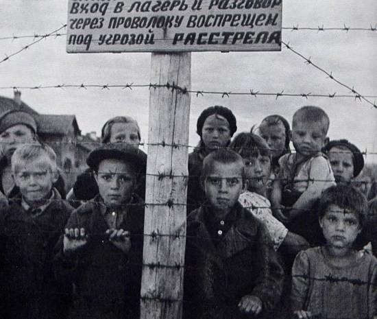 Из такого лагеря удалось бежать во время войны Виктору Богданову