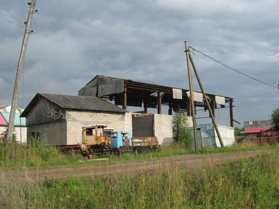 Здесь было депо Черемушской УЖД