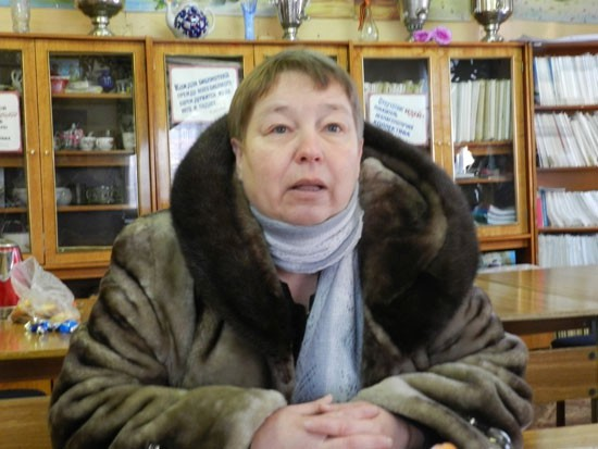 Светлана Ивановна Милютина