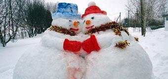 Положение о конкурсе «Веселый Снеговик-2021»