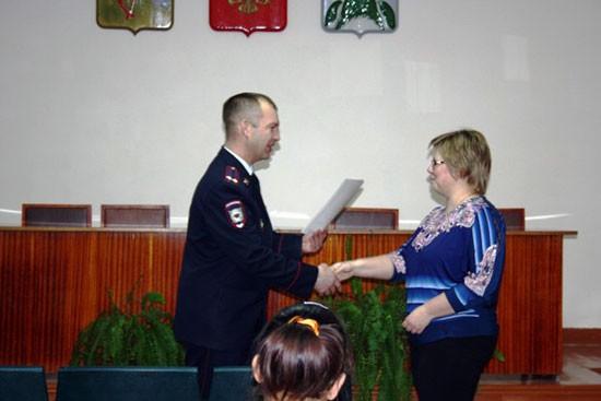 Добровольная народная дружина Опаринского района