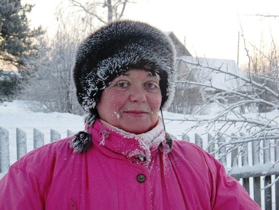 Ольга Ильинична Пономарева