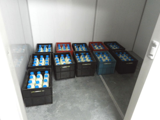 Опаринское молоко