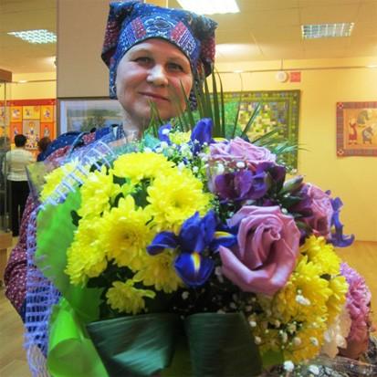 Выставка Елены Шиховой