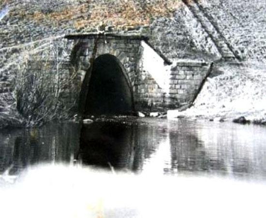 Труба на Альмеж речке