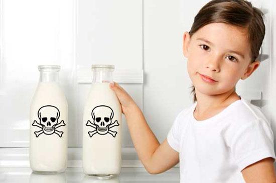 Антибиотики в пище